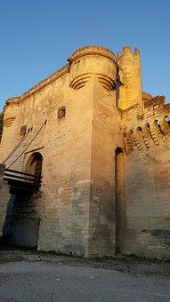 Avignon, Bridge, Bridge Of Avignon, Provence