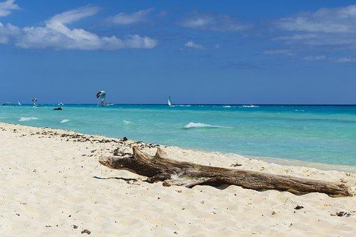 Beach, Mexico, Cancun, Yucatan, Holiday, Caribbean