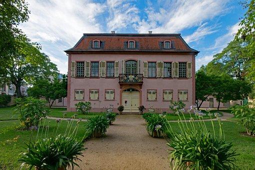Porcelain Castle, Darmstadt, Hesse, Germany