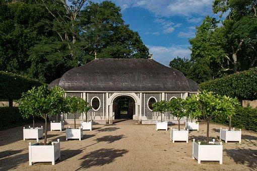 Prince Georgs-garden, Darmstadt, Hesse, Germany