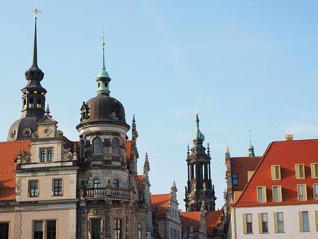 Hofkirche, Dresden, Katholische Hofkirche Dresden