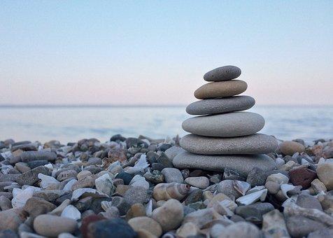 Rock, Balance, Nature, Harmony, Stone, Meditation