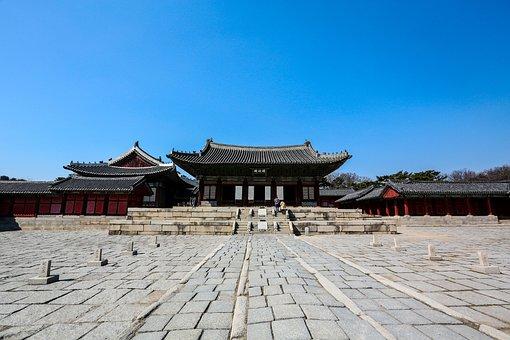 Republic Of Korea, The Korean Royal Palace