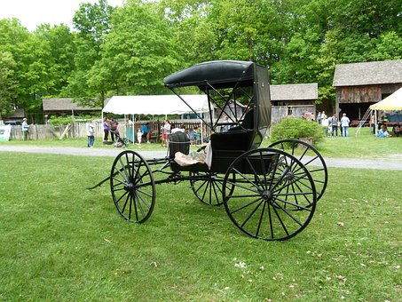 Historic, Vehicle, Carriage, Old, Vintage, Historical