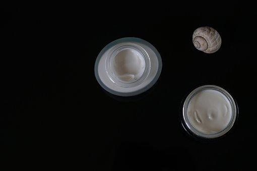 Cosmetics, Face Cream, Creams, Shell Of A Snail
