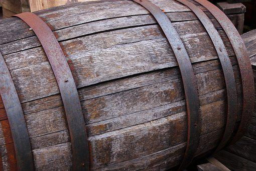 Barrel, Wooden, Winery, Vintage, Wood, Drink, Ferment