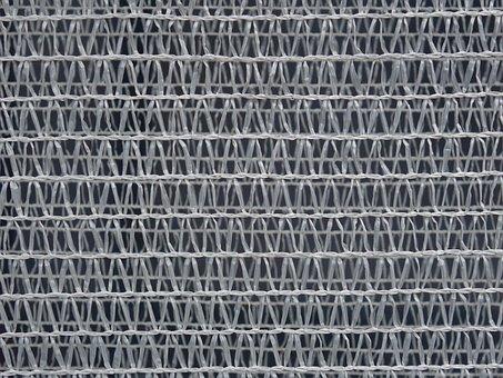 Tissue, Plastic, Filigree, Regularly, Network, Pattern
