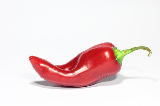 Chili, A Vegetable, Spicy, Red Pepper, Sharp
