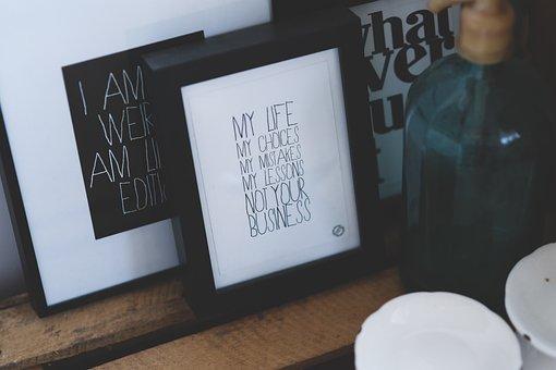 Sentence, Phrase, Concept, Typography, Lifestyle
