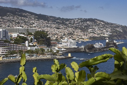 Madeira, Funchal, Island, Portugal, Travel, Portuguese