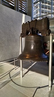 Liberty, Bell, America, Usa, Independence, Philadelphia