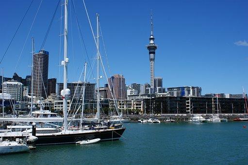 Auckland, New Zealand, City