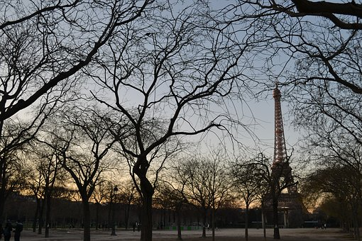 Paris, Trip, Europe, France, Travel
