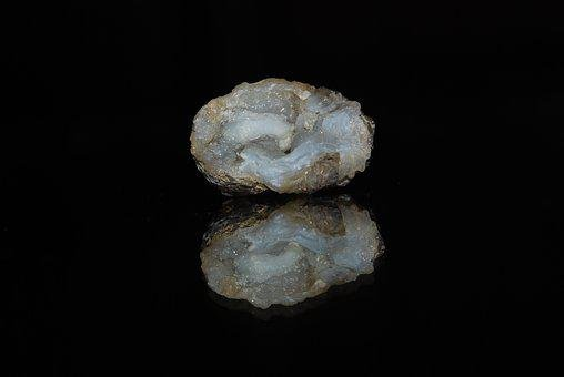 Calcite Geode, Calcite, Geode, Geology, Mineral, Stone