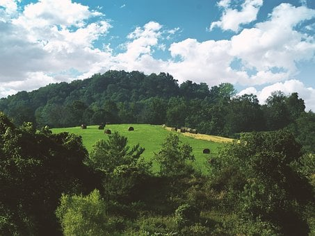 Scenery, Landscape, Kentucky, Nature, Scenic, Outdoor