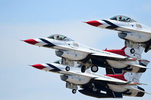United States Air Force, Thunderbirds, F-16