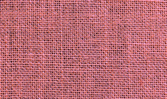 Background, Fabric, Coarse, Pink, Tissue