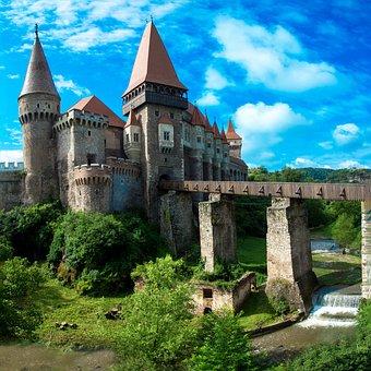 Castles, Castle Iron Market, Romania, Transylvania