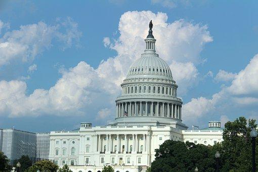 Washington Dc, America, Us, Congress, Government