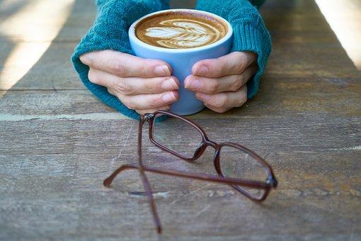 Coffee, El, Eyewear, Caffeine, Cappuccino, Cup
