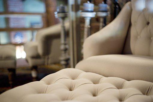 Armchair, Fabric, Furniture, Detail, Chair, Beautiful