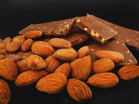 Chocolate, Hazelnut, Sweet, Cocoa