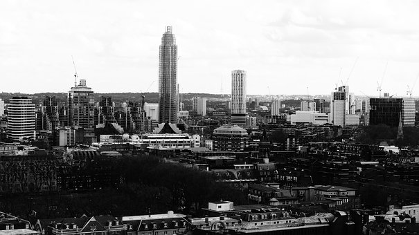 London, United Kingdom, England, Modern Architecture