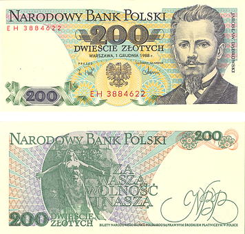 Money, Buck, 200 Rubles, Old Money, The Greenback, Old