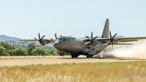 Royal Air Force, C-130, Transport, Aircraft