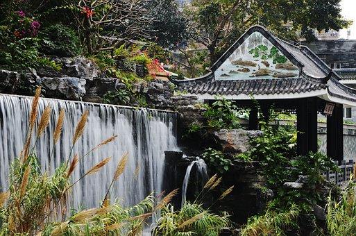 Rockery, Running Water, East Ho Chung, Small North