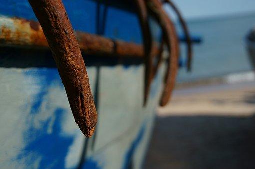 Rust, Broadside, Sail Boat Didn't, Cutter, Ship, Ships