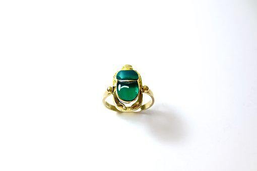 Scarab, Green, Gold, Beetle, Insect, Nature, Bug, Shiny