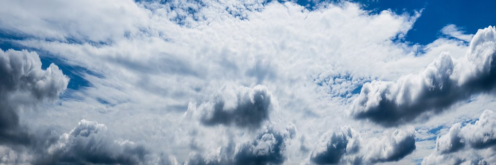 Nature, Clouds, Sky, Clouds Form, Storm Clouds, Banner