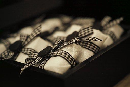 Gift, Candy, Chocolate, Sweet, Beautiful, Macro, Food