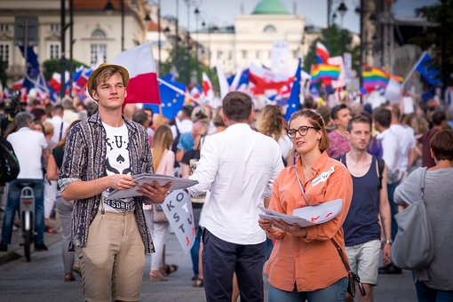 Poland, Politics, Young, Youth, Patriotism, Europe