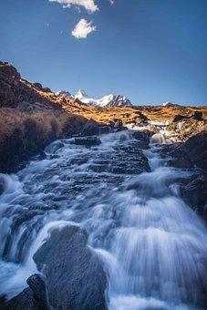 Slopes, Of The, Nevado, Tunicondoriri