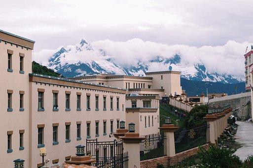 Snow Mountain, Meili Snow Mountain, Tibet