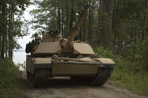 M1a1 Abrams, Marines, Usmc, United States Marine Corps