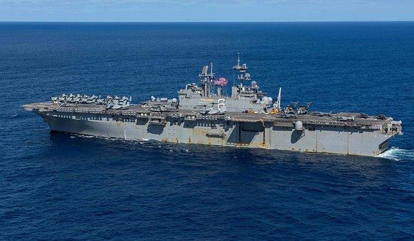 Uss Bonhomme Ricahrd Lhd 6, Usn, United States Navy