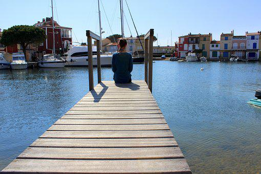Port Grimaud, Web, Sea, Homes, Holiday, Relaxation