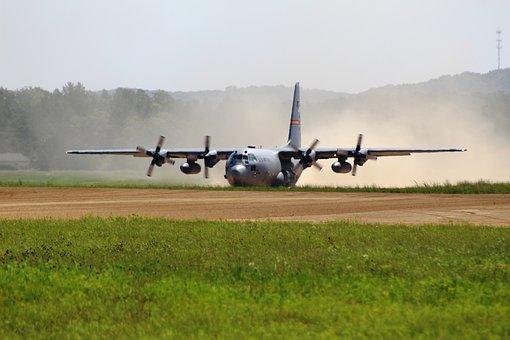 C-130 Hercules, Cargo Aircraft, Cargo Transport