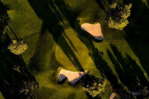 Golf Course, Golfing, Sports, Greens, Fairway, Leisure