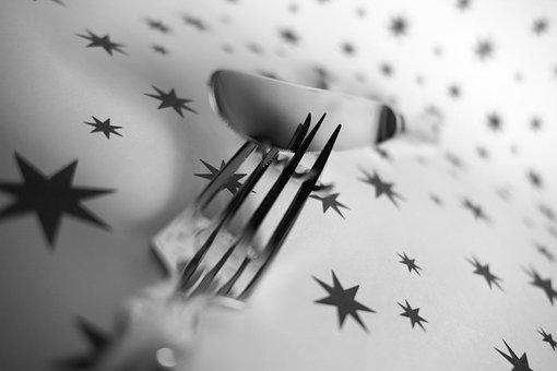 Fork, Knife, Cutlery, Esswerkzeug, Metal, Metal Fork