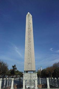 Obelisk, Stone, Egypt, Old, Travel, The Obelisk