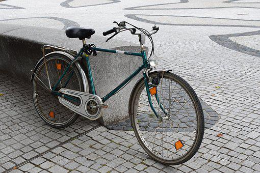 Bicycle, Old, Transport, Vintage, Classic, Saddle, City