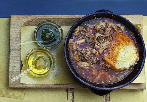 Lampredotto, Tuscany, Typical, Dish, Kitchen, Cook