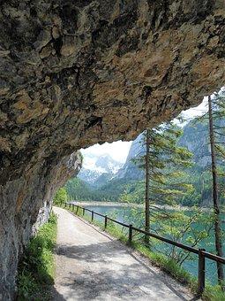 Leggy, Upper Austria, Salzkammergut, Lake, Water