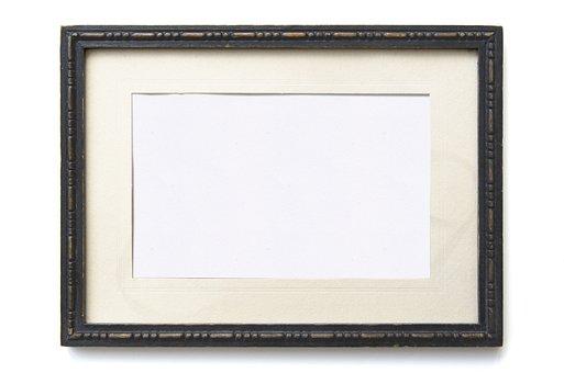 Photo Frame, Blank, Frame, Photo, Empty, White, Design