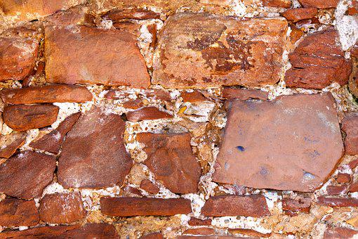 Wall, Sand Stone, Red, Structure, Texture, Background
