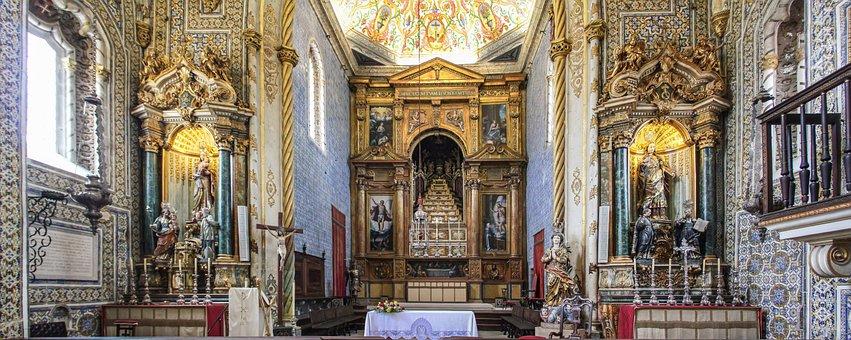 Windmill Gard, University Coimbra' Chapel, Coimbra